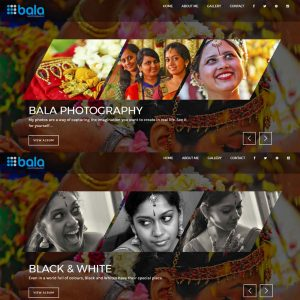 wannaapps-digital-marketing-agency-bala-photography-website
