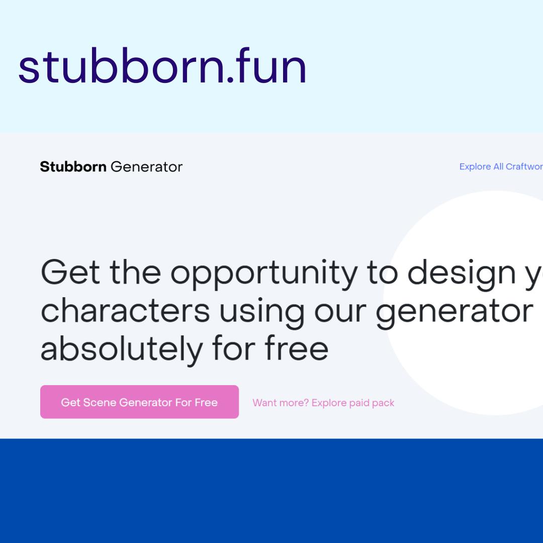 https://stubborn.fun/
