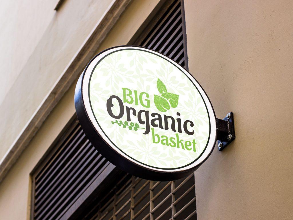 Big Organic Basket - Wannaapps